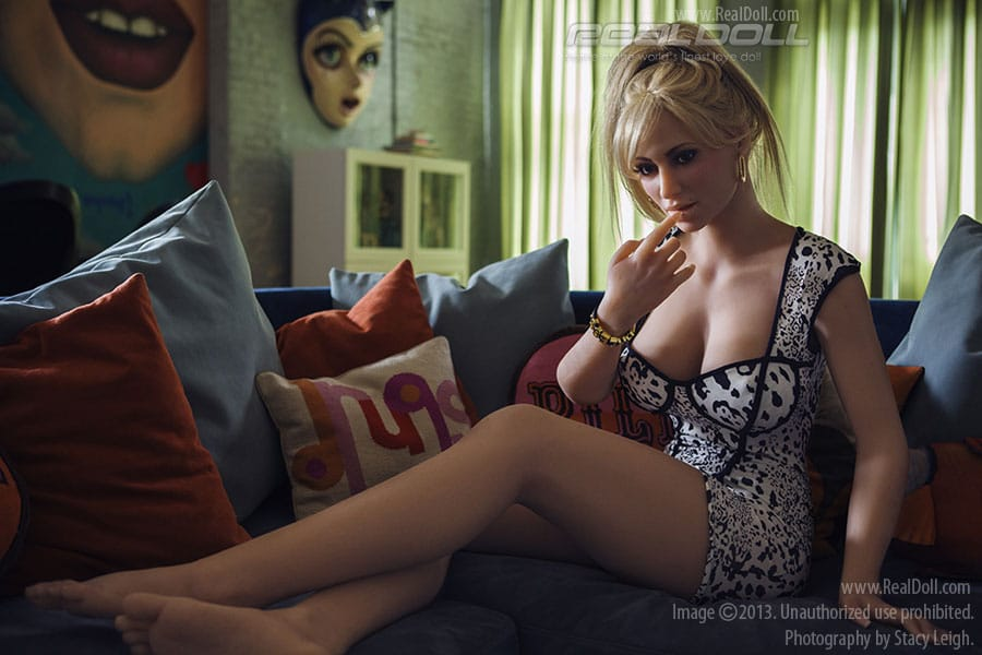 Best Platinum blonde sex dolls-3