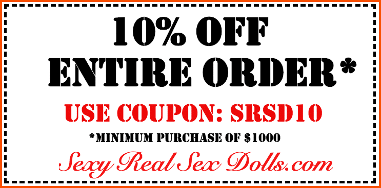 Sexy Real Sex Dolls Promo Code