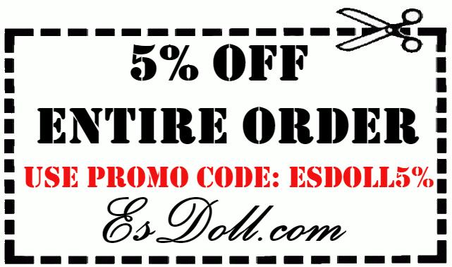 EsDoll Promo Code