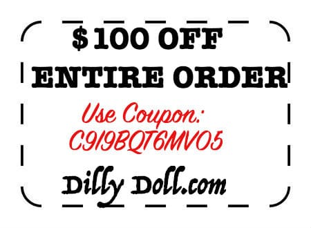 Dilly Doll Promo Code