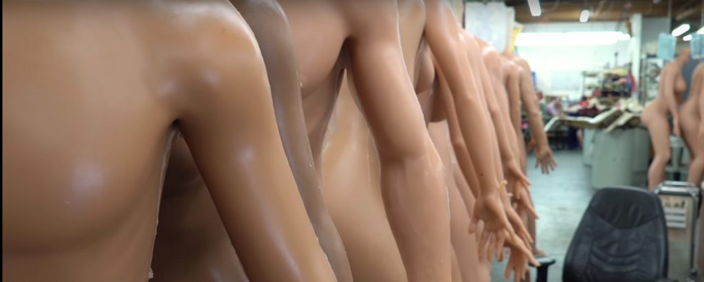 Where Is The World's Largest Sex Doll Manufacturer?