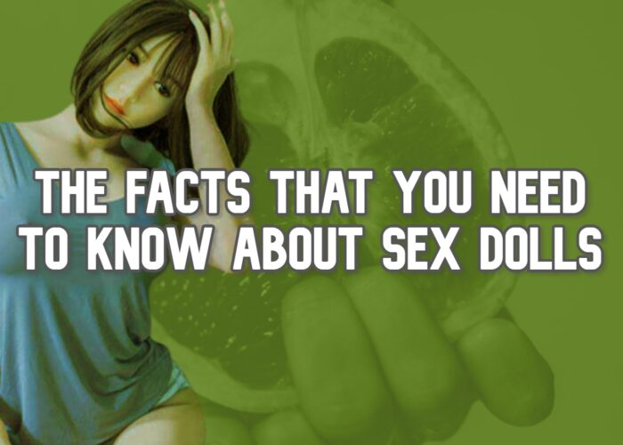 The Facts that You Need to Know About Sex Dolls