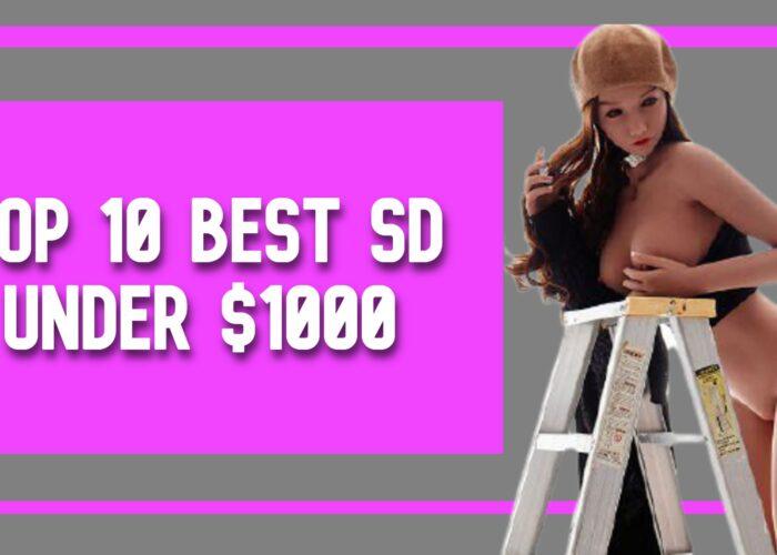 Top 10 Best Sex Dolls Under $1000